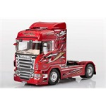 SCANIA R560 V8 Highline Red Griffin