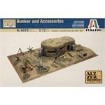 Bunker und Zubehör