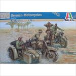 WW2 German Motorcycles