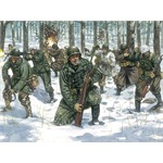 US Infantry WW2 (Winter Uniform)