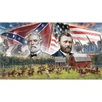American Civil War 1864 - Farmhouse Battle