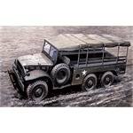 Dodge WC 62 1,5ton 6x6 cargo truck