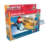 Spitfire Mk.Vb Model Set