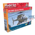 AH-58D Kiowa Model Set