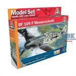 Bf-109F Model Set