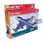 F-16 Falcon Model Set