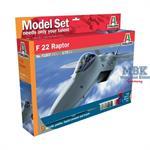 F-22 Raptor Model Set