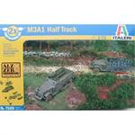 M3A1 Halftrack (2er Set)