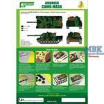 CAMO-MASK 1/35 Leopard 1 A3/A4 Camo Scheme