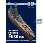 Kagero Super Drawings 3D: Japanese Battl Fuso 1944
