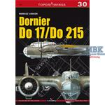 Kagero Top Drawings 30 Dornier Do 17/ Do 215