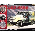 Topshots 24: UAZ-469B