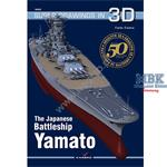 Kagero Super Drawings 3D: The Battleship Yamato