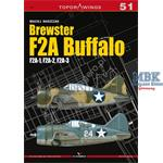 Kagero Top Drawings 51 Brewster Buffalo F2A