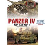 Kagero Photosniper 20 Panzer IV Ausf. H & J Vol. 1