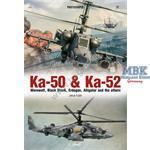 Kagero Photosniper 21 Ka-20  & Ka-52 Werewolf