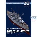 Kagero Super Drawings 3D Greek Cr. Georgius Averof