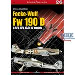 Kagero Top Drawings 26 Focke Wulf Fw 190 D