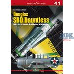 Kagero Top Drawings 40 Douglas SBD Dauntless