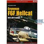 Kagero Top Drawings 44 Grumman F6F Hellcat F6F3-5