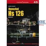 Kagero Top Drawings 45 Henschel Hs 126 A-O A-1 B-1