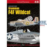 Kagero Top Drawings 48 Grumman F4 Wildcat