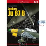 Kagero Top Drawings 54 Junkers Ju 87 B