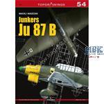Kagero Top Drawings 54 Junkers Ju 87 B