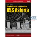 Kagero Top Draw. 58 New Orleans-Class USS Astoria