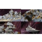 1/200 Bismarck Super Detail-up DX Pack