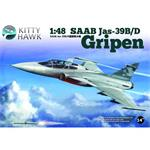 Saab Jas39 B/D Gripen Two Seater