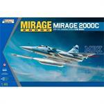 Mirage 2000 C Multi-role combat aircraft