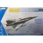 Dassault Mirage IIIBE/D/DE/DS/D2Z