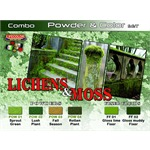 Lichens & Moss Combo Set