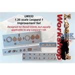 Leopard 1 Improvement Set
