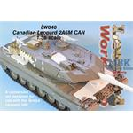 Canadian Leopard 2A6M CAN Conversion