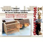 Australian Leopard AS1 Tall Turret Stowage Basket