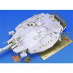 IDF Merkava Mk.IIID Turret Set
