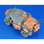 Humber Scout Car Stowage Set