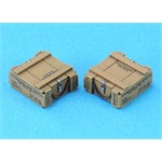 WWII Mk. 2 Wooden Grenade Crate Set