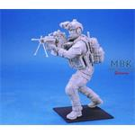 US Navy Seal #2 Mk.48 MG Gunner  1/16