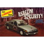 Asylum Security - Police Crown Victoria (Polizei)