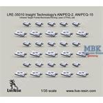 Insight Technology's AN/PEQ-2, AN/PEQ-15