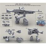 M240B Military System Group Inc. SA-1 swing arm