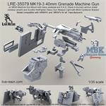 MK19-3 40mm Grenade-MG w/ SAG and Surefire