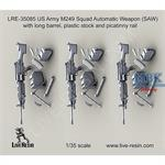 M249 Squad Automatic Weapon (SAW)