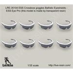 ESS Crossbow goggles Ballistic Eyeshields