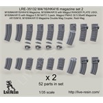M16/M4/AR15/HK416 magazine set 2