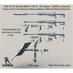 Barrett M82A1/107A1 .50 Calon Barrett heavy mount