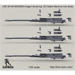 M3D/Dragon M-50 .50 Caliber Machine Gun Body